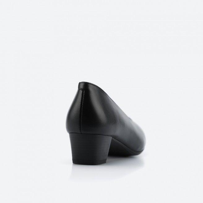 Madrid 001 - escarpins noir