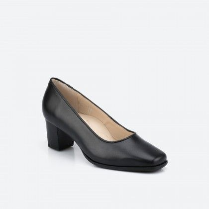 Tuy 001 - black pump shoe