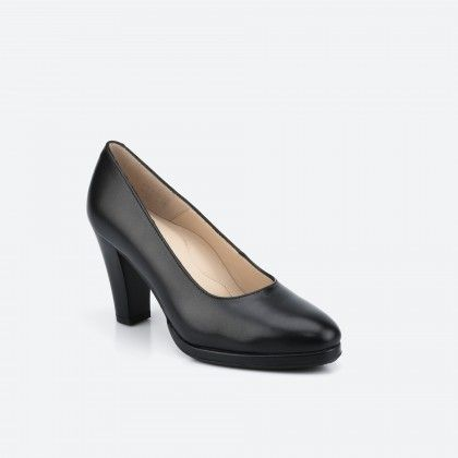 Black pump shoe - Berlin 001