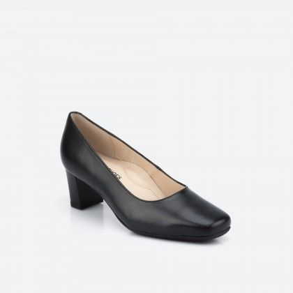 Papeete 001 - black pump shoe