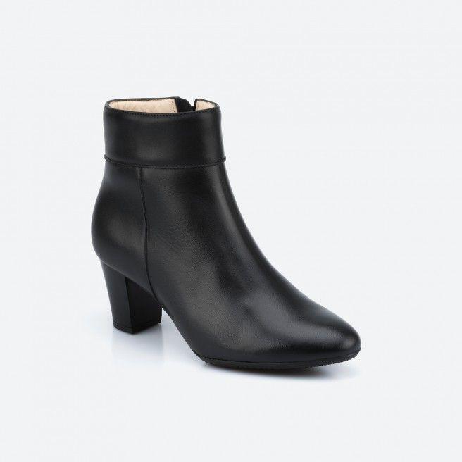 Denver 001 - bottines noir