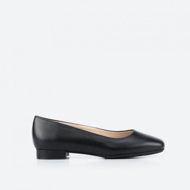 Kiel 001 - ballerine noir