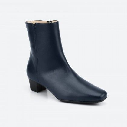 Roissy 002 - midnight blue low boot