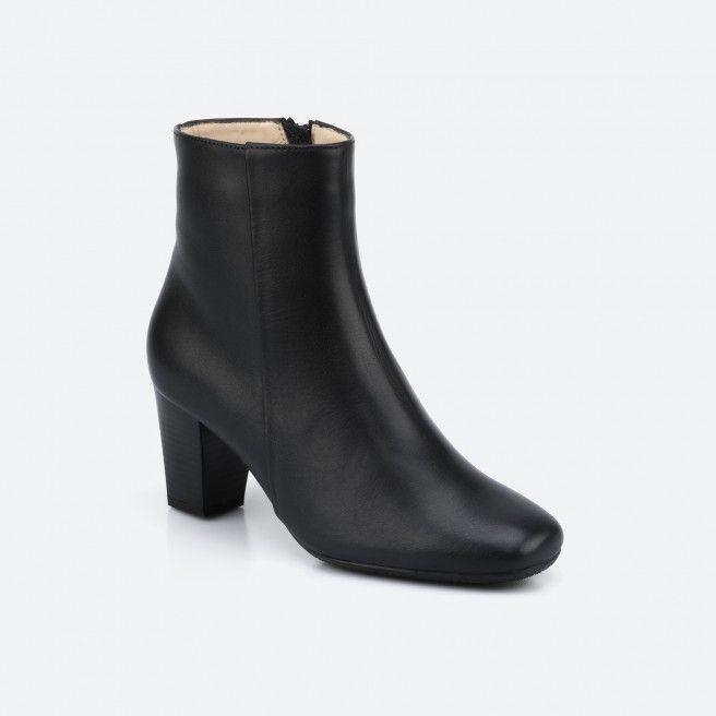 Black Low boot PULKOVO