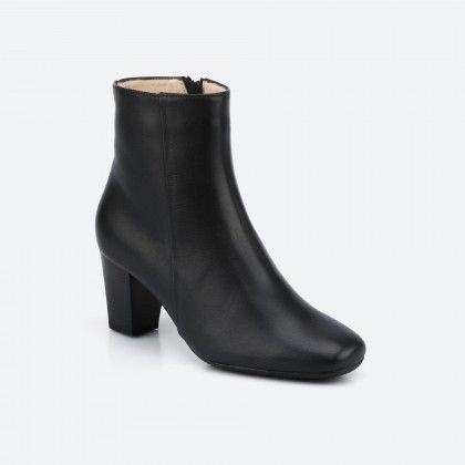 Pulkovo 001 - black low boot