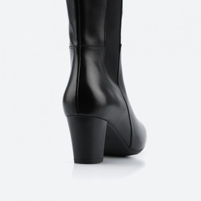 Toulouse 001 - black boot