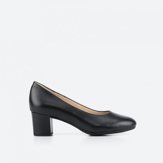 Black pump shoe - Dublin 001