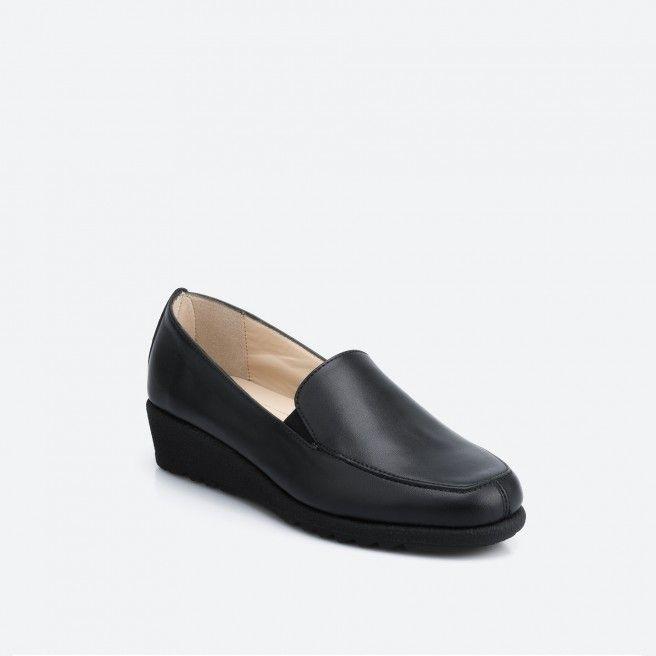 Sapato preto - Logo 001