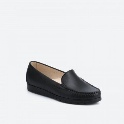 Black moccasin  - Nice 001