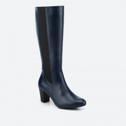 Midnight blue Boot TOULOUSE