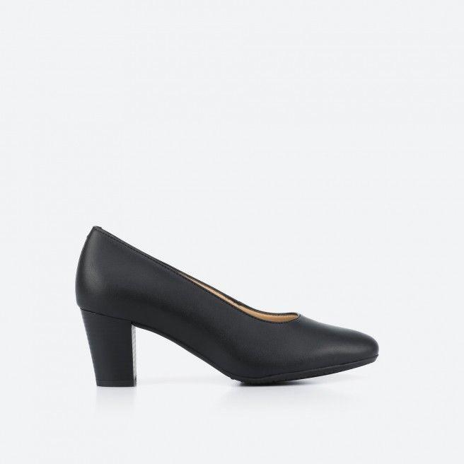 Barcelona Vegan 001 - escarpins noir