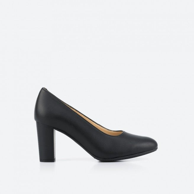 Oslo Vegan 001 - escarpins noir