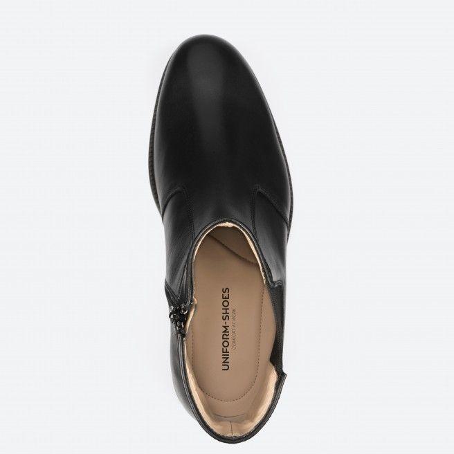 Norwich 001 - bottines noir