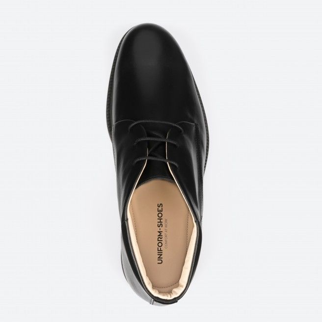London 001 - bottines noir